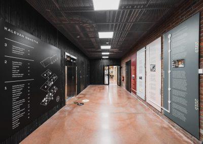 Kalevan Navetan aula